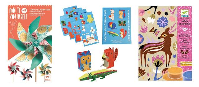 kreativní set pro děti, pro děti bonami