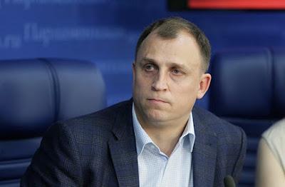 Депутат Государственной Думы Сергей Вострецов