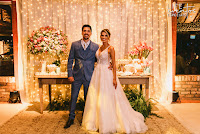 casamento no alto da capela em porto alegre com cerimônia ao ar livre e decoracao rustico boho chic por life eventos especiais