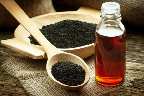 What are the benefits of black seed with honey