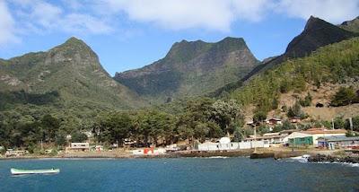 Town of San Juan Bautista, Robinson Crusoe Island.