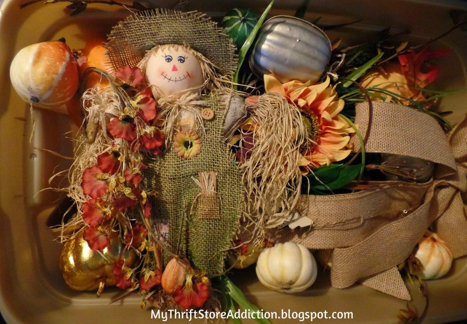 Organize seasonal storage