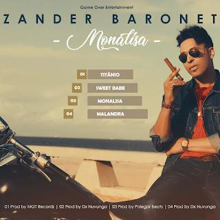 Zander Baronet - Titanium