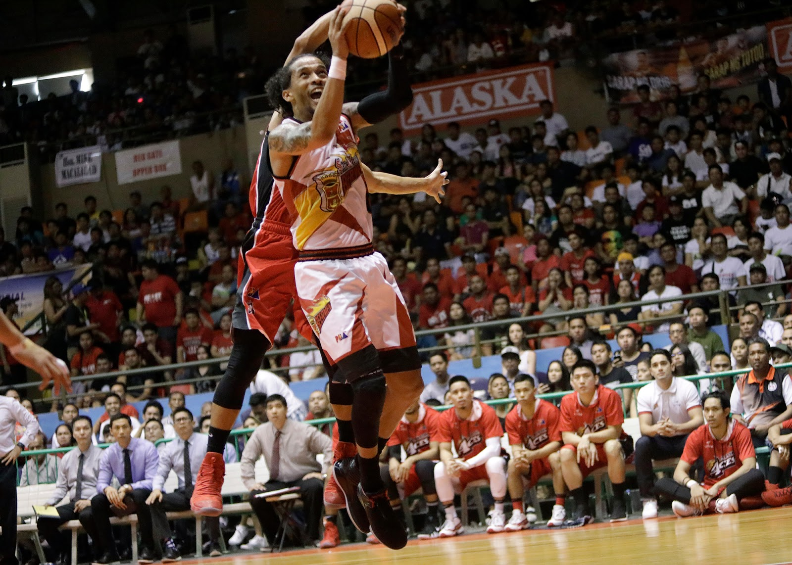 SMB rolls in second half to stop Alaska in crucial clash