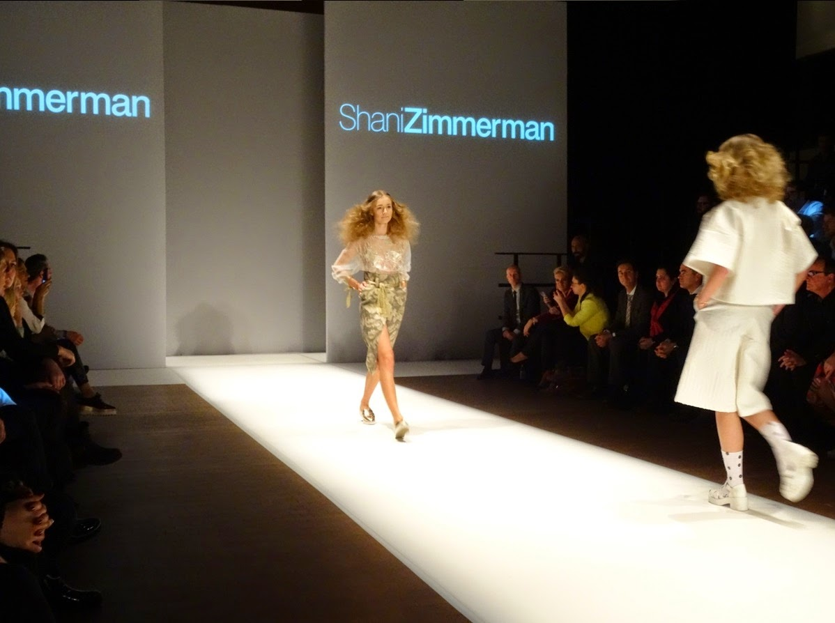 Shani Zimmerman Fashion Show