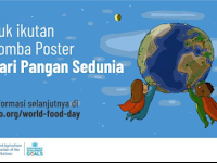 [GRATIS] Lomba Desain Poster Internasional 2021 di FAO
