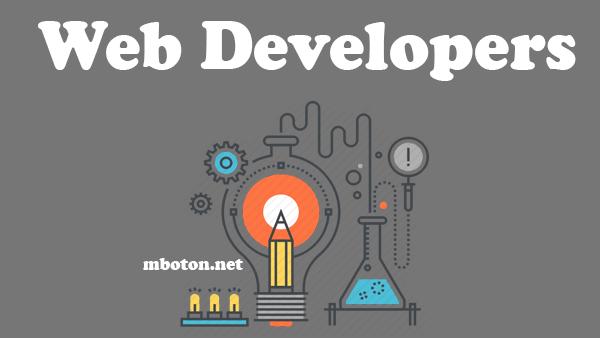memperlajari web untuk menjadikan bisnis online Atau anda bisa mempelajari dari noll untuk menjadi pembuat web developers