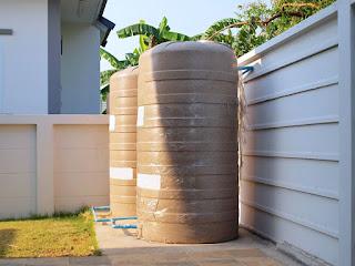 Menjaga Kebersihan Dan Perawatan Tandon Air di Rumah