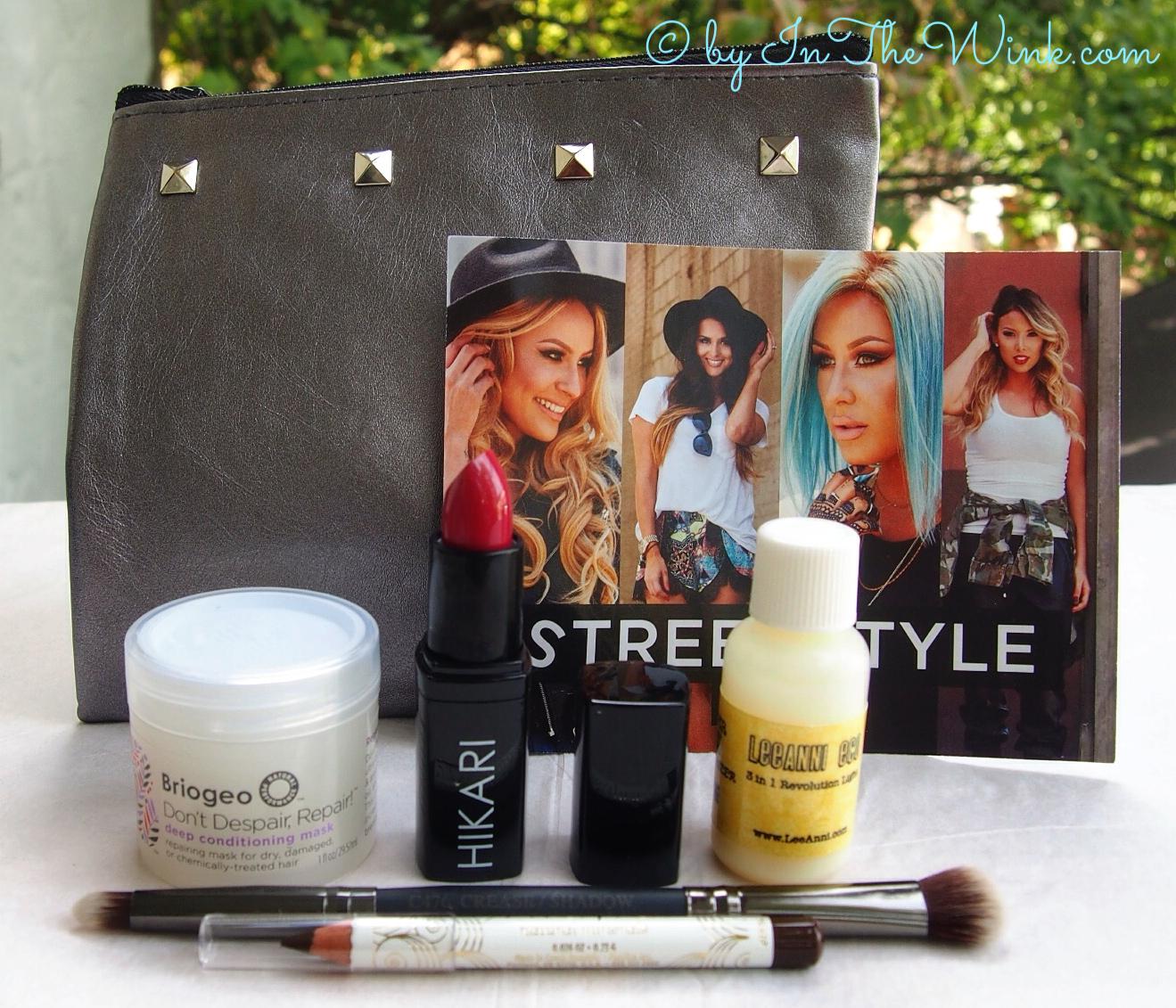 Ipsy Glam Bag September 2014