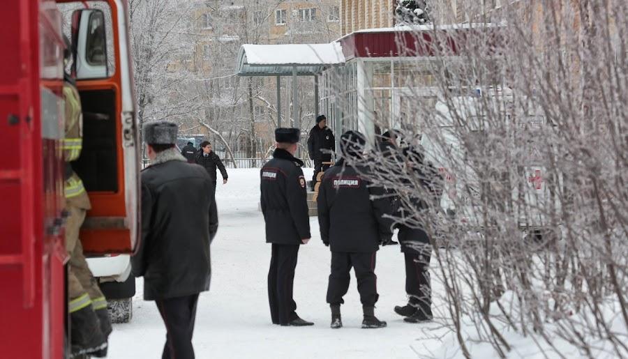 В пермской школе №127 подросток ножом ударил учительницу и четвероклассников