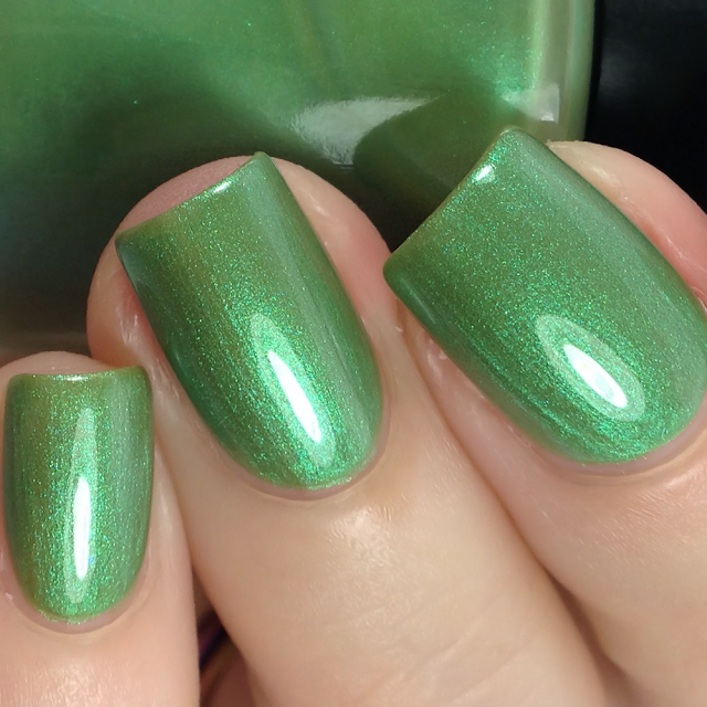 Tonic Polish-I'm So Fresh