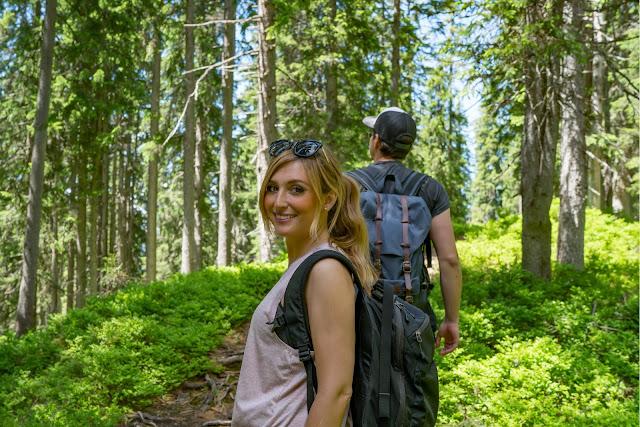 Waldwandern in Saalbach | Wanderung zu den Waldteichen am Maisereck | Saalbach - Maisalm - Wirtsalm - Waldteiche - Spielberghaus - Saalbach | Wandern-SalzburgerLand 09