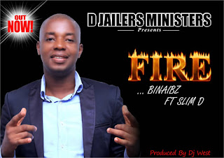 Download Fire by Binaibz Ft Slim D