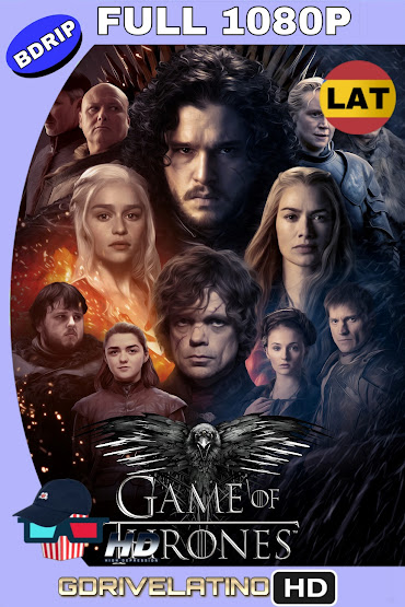 Game of Thrones Temporada 01 al 07 BDRip 1080p Latino-Ingles MKV
