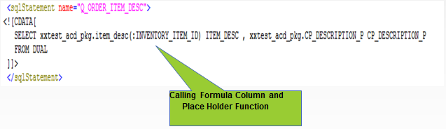 Formula Column and Place Holder4