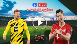 الأن بجودة عالية HD يلا شوت حصري الجديد | لايف مشاهدة مباراة بايرن ميونخ وبروسيا دورتموند بث مباشر اليوم 6-3-2021 في الدوري الالماني ا دون تقطيعاات