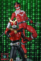 Power Rangers Lightning Collection Time Force Red Ranger 66