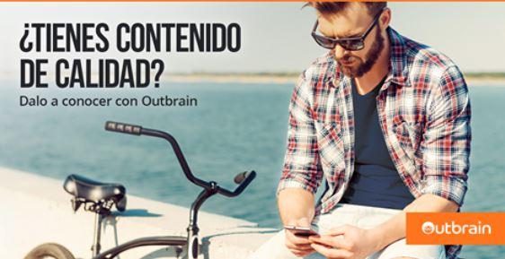 Outbrain: Eres, lo que Recomiendas