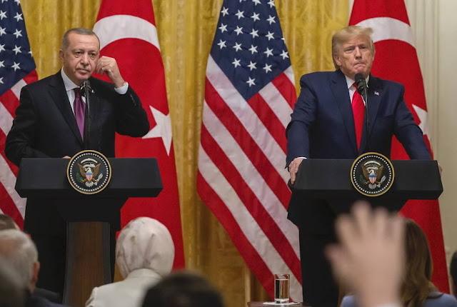 O Τραμπ δεν αναγνωρίζει τη γενοκτονία των Αρμενίων
