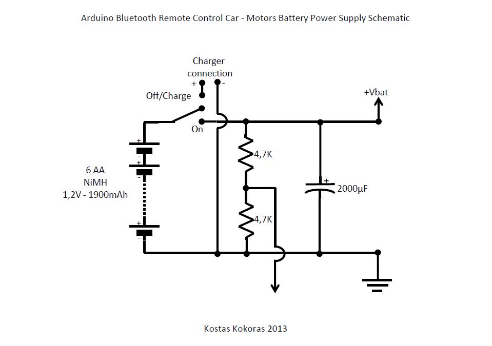 Kostas Kokoras Arduino Projects: Arduino Bluetooth Android