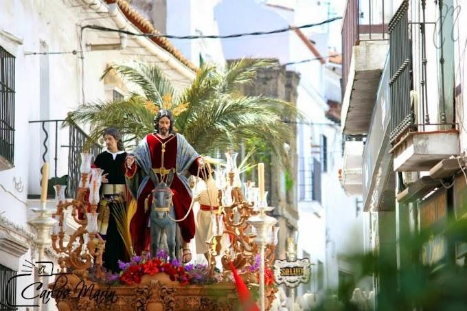 Domingo de Ramos: celebración religiosa