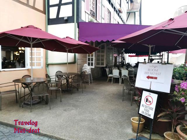 Percutian Colmar Tropicale Bukit Tinggi Tempat Makan