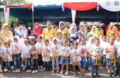 Sebanyak 1.303 Guru PAUD dan Tutor Dikmas Ikut Porseni