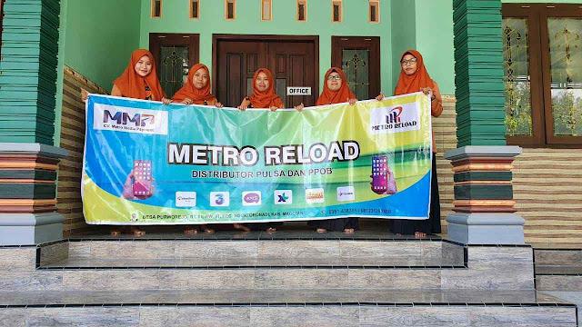 Cara Konfirmasi Deposit Saldo Metro Reload Pulsa Murah