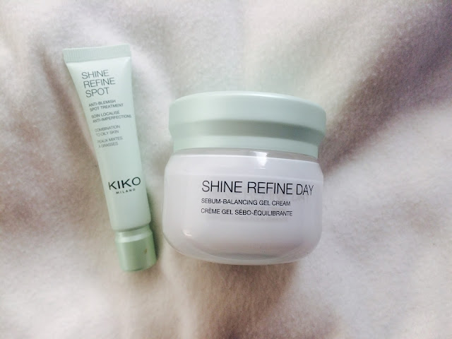 Shine Refine Spot et Shine Refine Day de Kiko