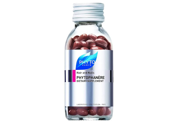 8- Phytophanère 100% Natural Hair Loss Thinning Dietary Supplement