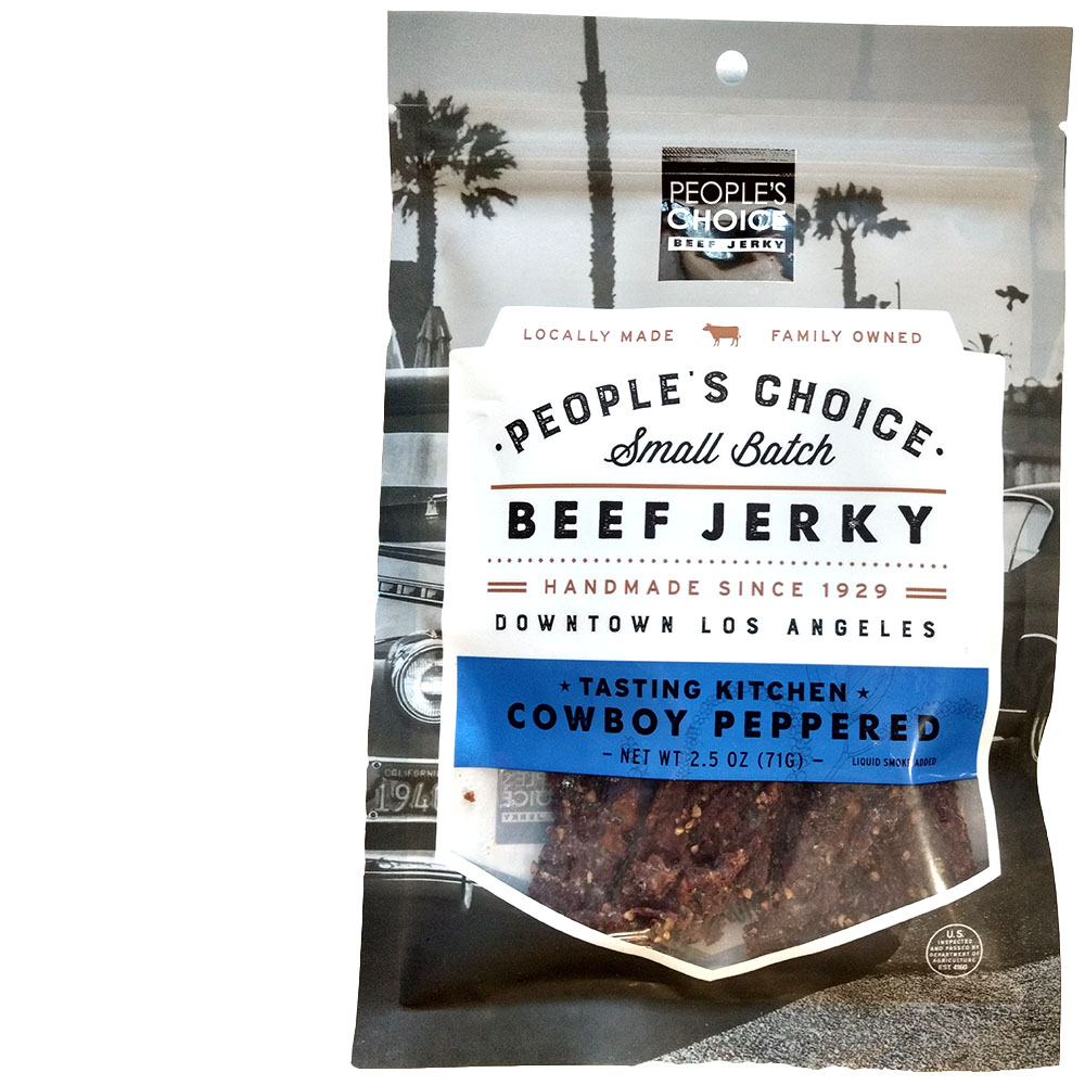 Old Fashioned Beef Jerky Los Angeles Ca
