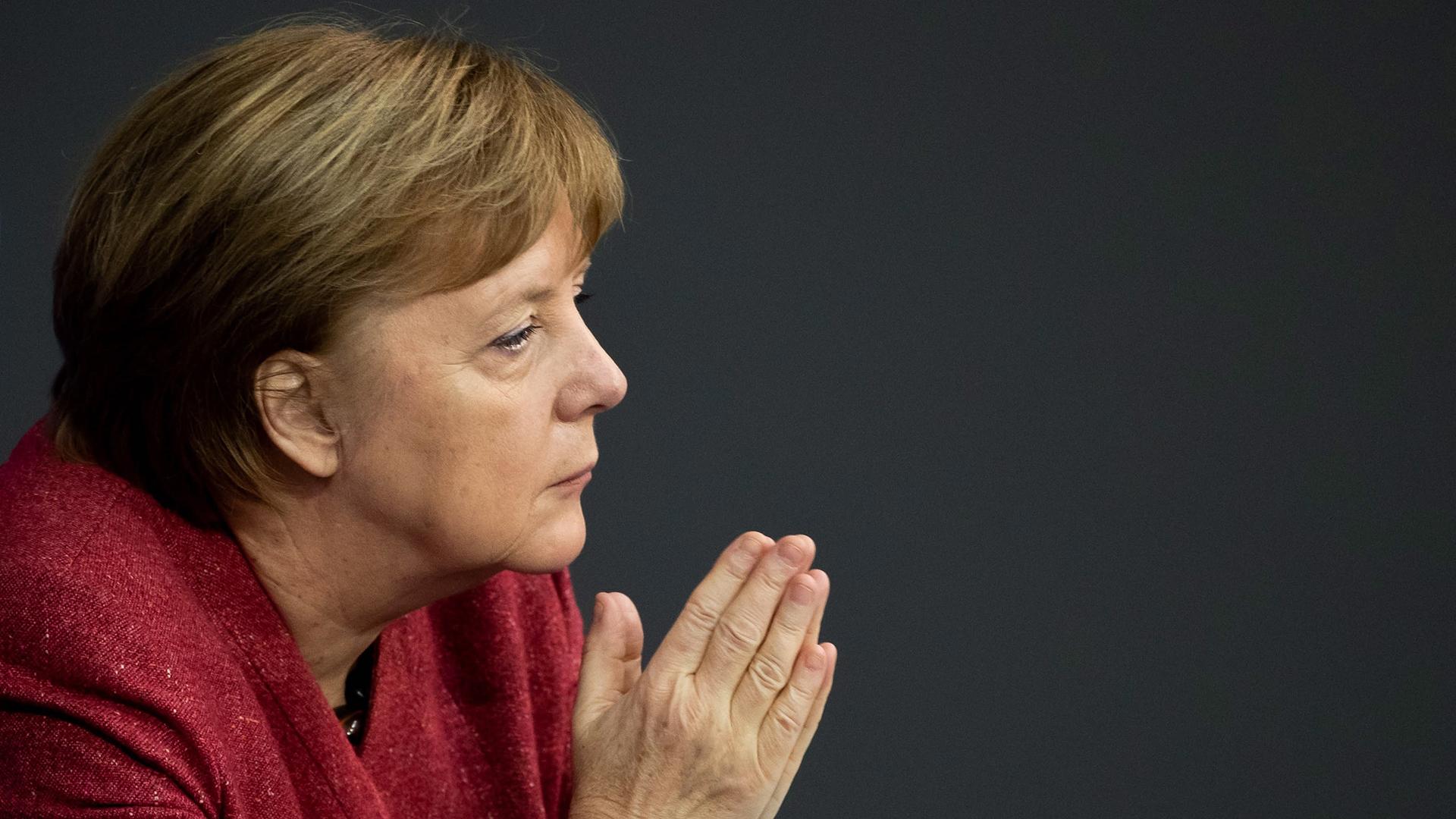 Angela Merkel - Coronavirus en Alemania