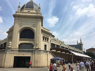 Mercat noucentista de Sabadell
