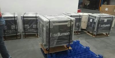 Jasa Import Ekspedisi Door To Door Cargo Import LCL Shanghai China-Jakarta Indonesia