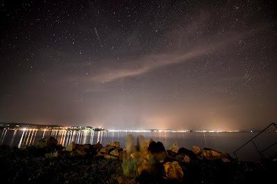 augusztusi csillaghullás, hullócsillag, meteorit, Perseida-maximum, perseidák, üstökös,