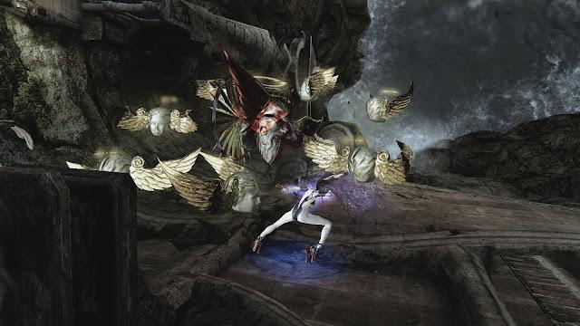 Bayonetta - Xbox360 - Captura 6