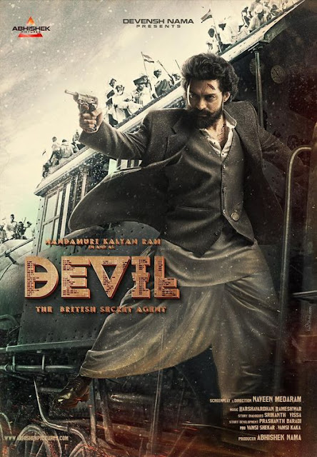 Telugu movie Devil 2021 wiki, full star-cast, Release date, budget, cost, Actor, actress, Song name, photo, poster, trailer, wallpaper