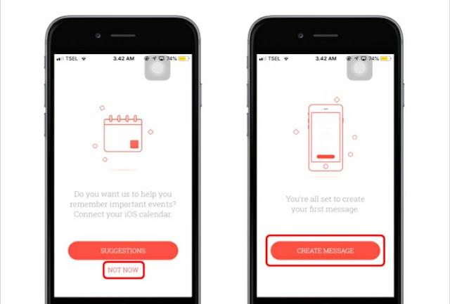 Cara gampang menjadwalkan kiriman pesan di iPhone dengan cepat 3