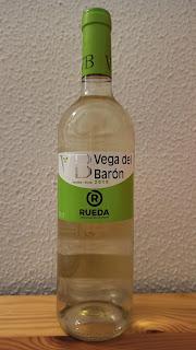 Vega del Barón, DO Rueda, Joven 2019