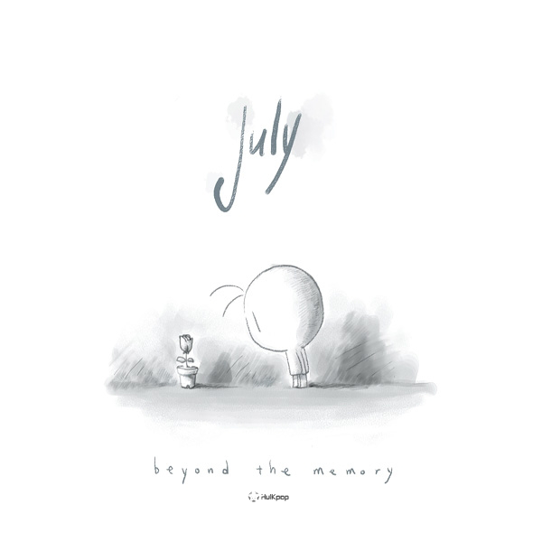 July – Beyond The Memory (FLAC)