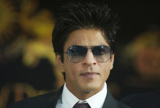 DON 2 SRK Aviator Black Frame Gradient Blue Lens Size ...