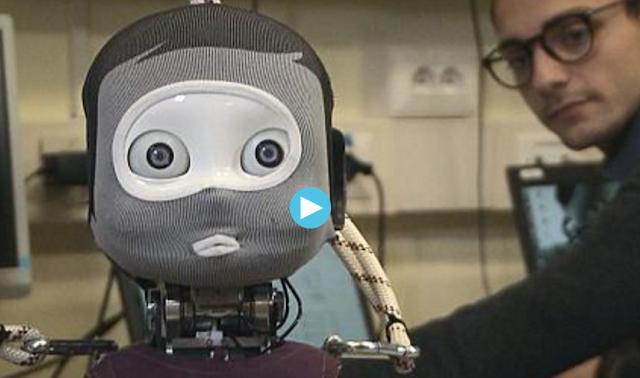 Πρότζεκτ Andy: Το μέλλον της συνεργασίας ανθρώπων-ρομπότ