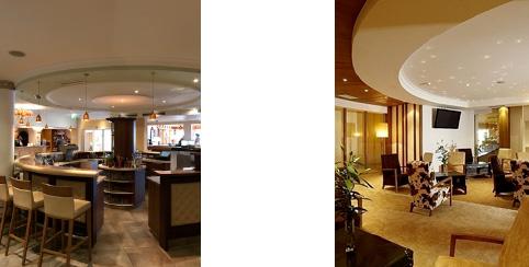 Bar und Lounge im Familienhotel Hopfgarten****