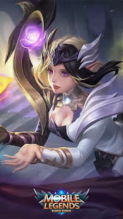 Lunox Twilight Goddess Heroes Mage of Skins V4