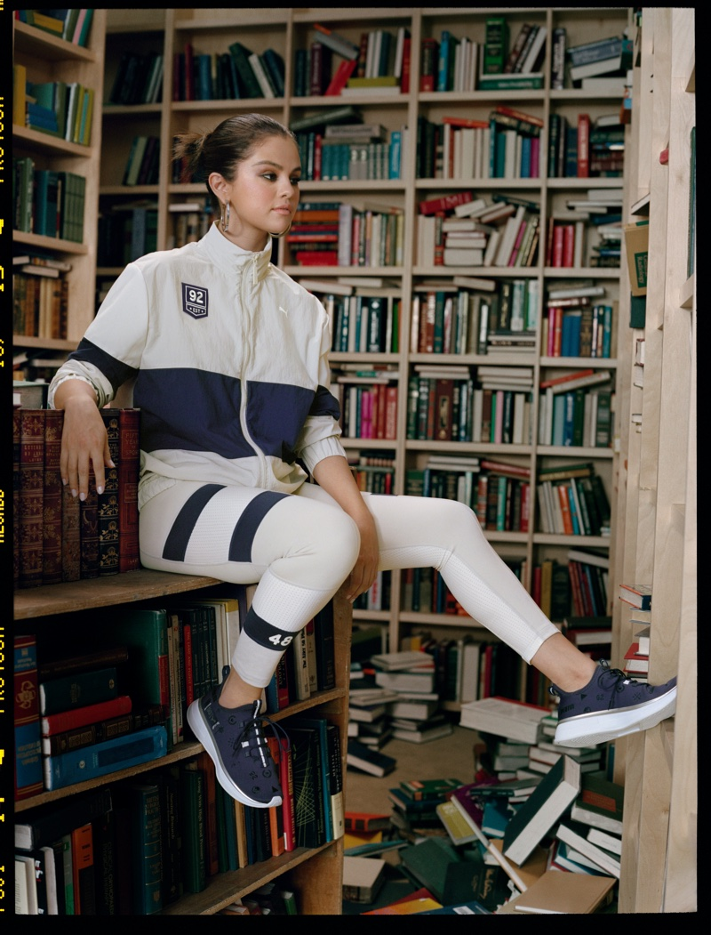 Selena Gomez Collection x PUMA Fall/Winter 2019 Campaign