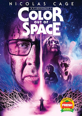 Color Out of Space [2019] [DVD R1] [Subtitulado]