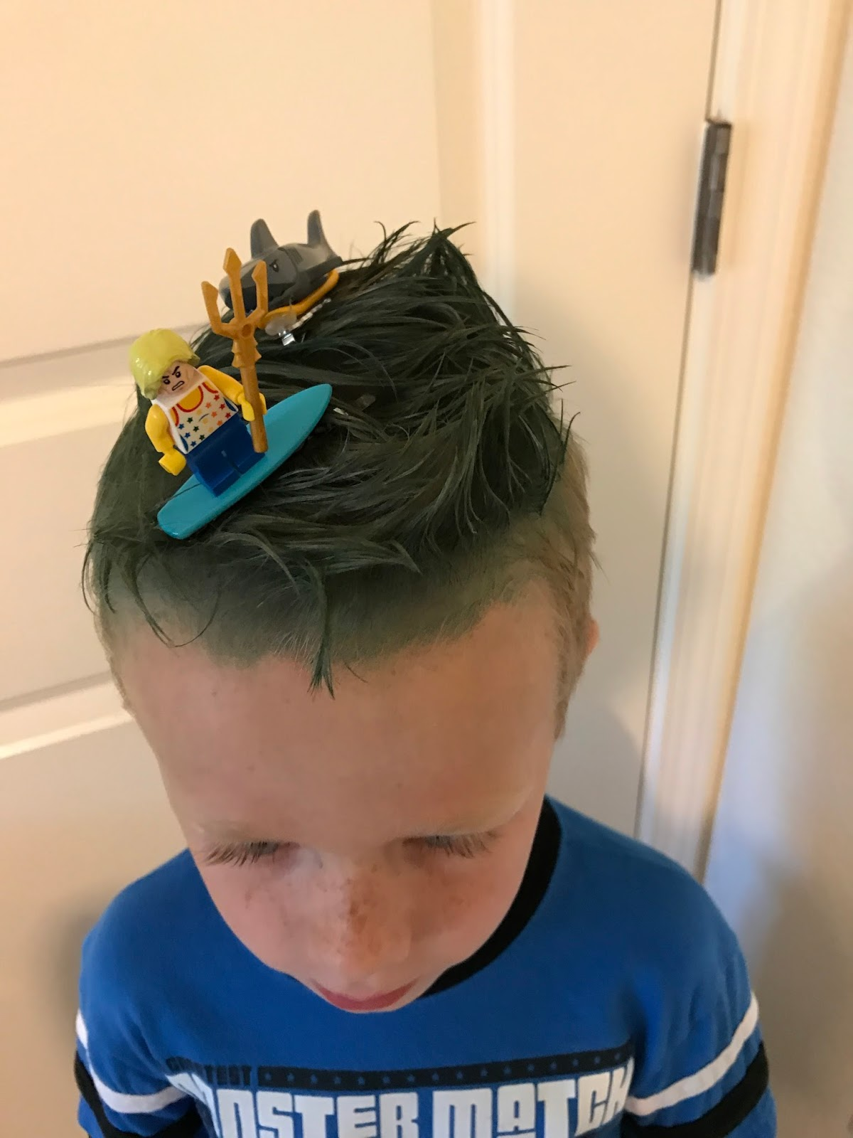 Welcome To The Krazy Kingdom Crazy Hair Day
