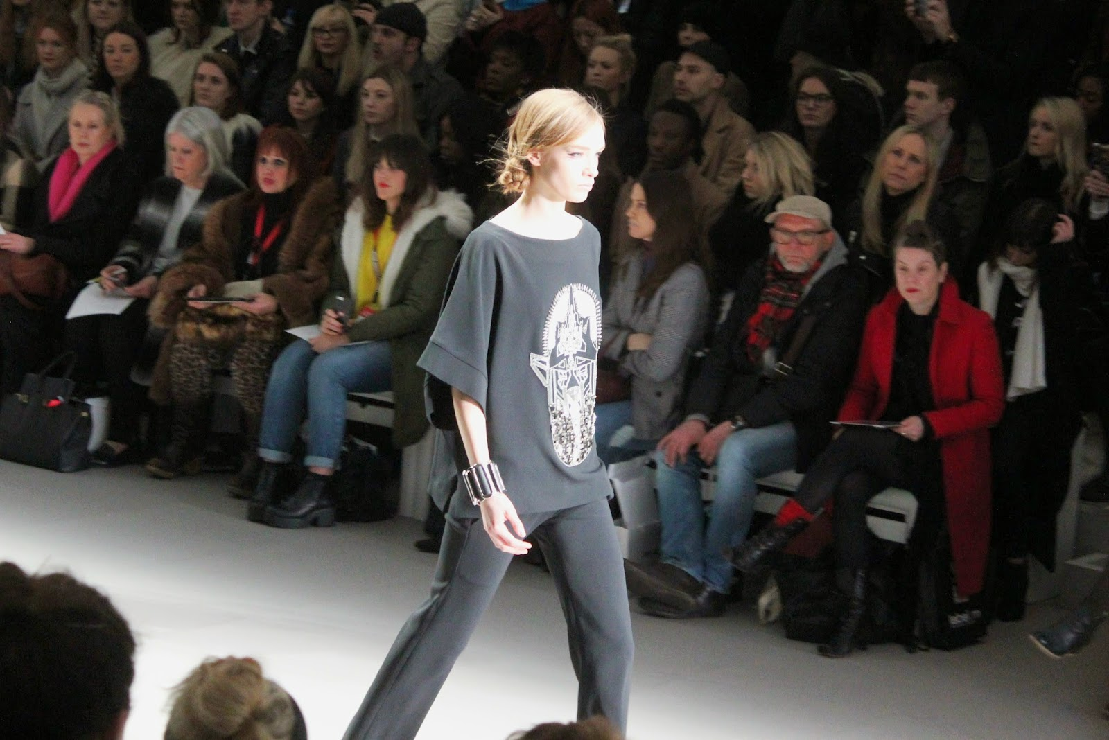 london-fashion-week-lfw-jean-pierre-braganza-catwalk-models-somerset-house