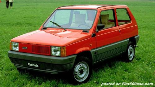 Fiat Panda Original