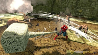 Spiderman Shattered Dimensions Game PC Ringan